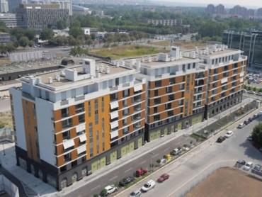 WEST 65 - renoviranje stana - tehnika Arhi Concrete + Beton